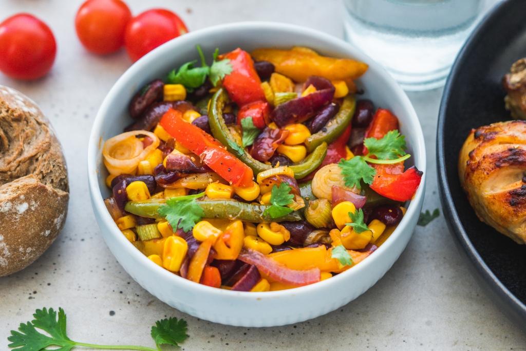 Warzywa po meksykańsku