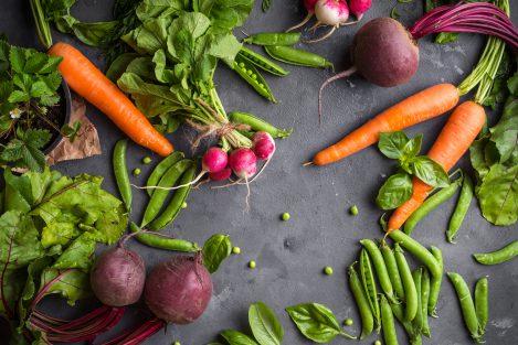nowalijki, młode warzywa